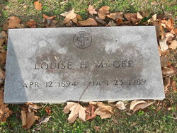 Louise H Magee