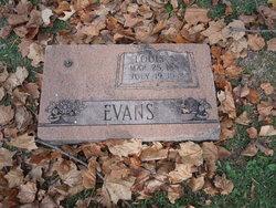 Louis N Evans, Sr