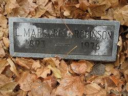 Lena Margaret <I>Crowe</I> Robinson