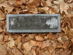 Nola <I>Hall</I> Roberts