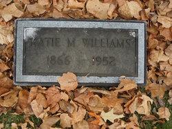 Mary Katie <I>Matthews</I> Williams