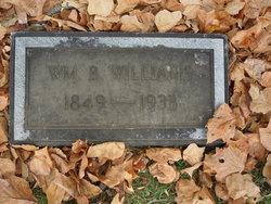 William Button Williams