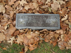 Lillie May <I>Goodman</I> Wilson