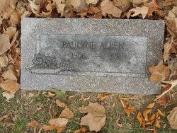 C. Paulyne <I>Wilson</I> Allen