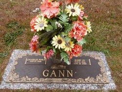 Mary Jo <I>Yarbrough</I> Gann