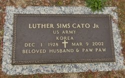 Luther Sims Cato, Jr