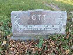 Evelyn E <I>Samuelson</I> Ott
