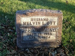 Melvin Lee Ott