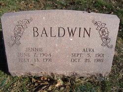 Alva Baldwin