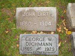 George W Dichmann