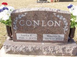 Luella Elizabeth <I>Strong</I> Conlon
