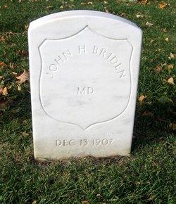 John Henry Briden