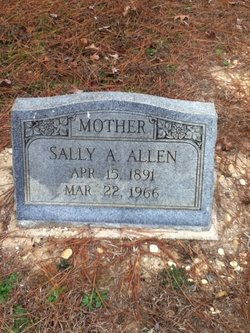 Sally A Allen