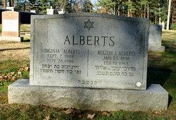 Virginia <I>Seiler</I> Alberts