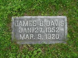 James B Davis