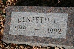 Elspeth L <I>Winship</I> Pierson