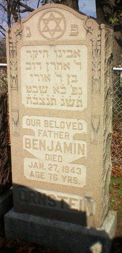 Benjamin Ornstein