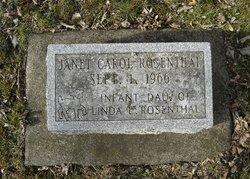Janet Carol Rosenthal