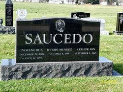 Inocencio Z Saucedo