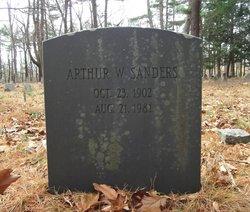 Arthur Watson Sanders