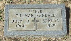 Tillman Randal