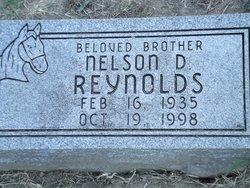 Nelson D Reynolds