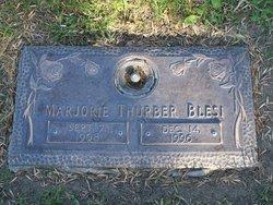 Marjorie Thurber Blesi