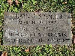 Edwin S Spencer