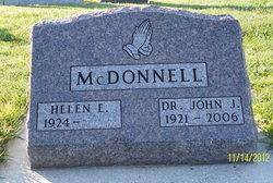 Dr John J McDonnell