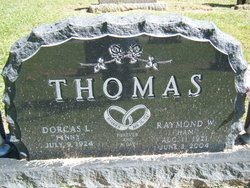 "Raymond W ""Ham"" Thomas"