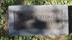 John E Cuthrell