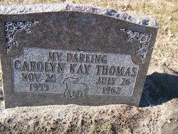 Carolyn Kay Thomas