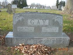 James Hodge Gay