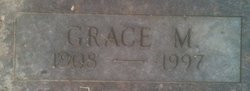 Grace M. Wilson