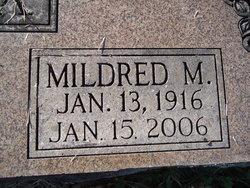 Mildred Cox