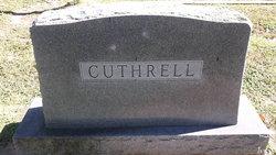 Ruth <I>Buchanan</I> Cuthrell