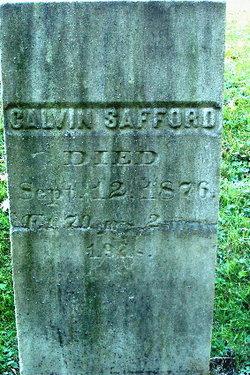 Calvin Safford