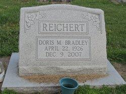 Doris Mae <I>Simon</I> Reichert Bradley