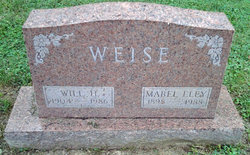 Mabel Eley Weise