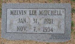 Melvin Lee Mitchell