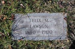 Felix M. Lawson