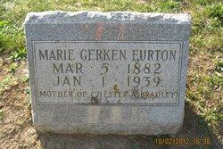 Marie <I>Gerken</I> Eurton