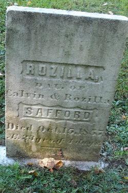 Rozilla Safford
