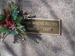 Jason Wayne Hucks