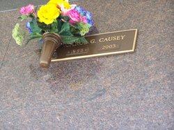 Carol G. Causey