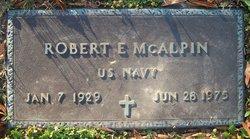 Robert Eugene McAlpin