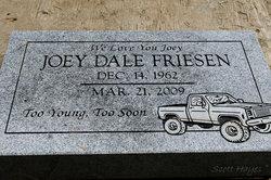Joey Dale Friesen