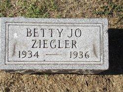 Betty Jo Ziegler