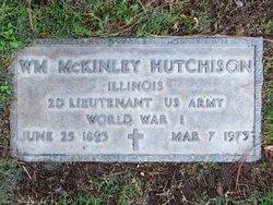 William McKinley Hutchison