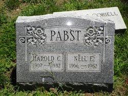 Harold C Pabst